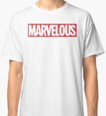 MARVELOUS TEE Classic T-Shirt