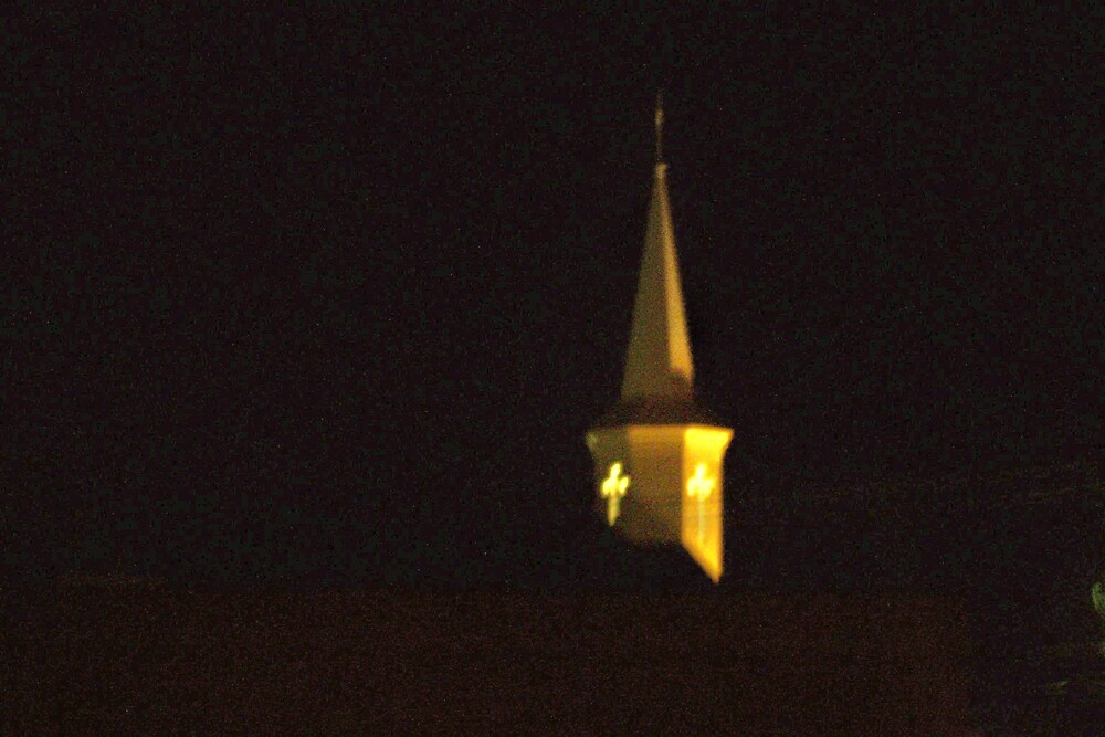 steeple by M.  Photography