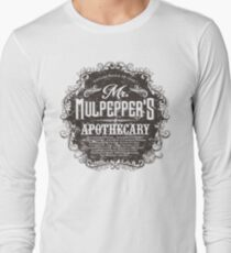 Mr. Mulpepper's Apothecary Long Sleeve T-Shirt