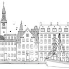 Copenhagen by franzi