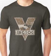 1984 INGSOC LOGO Unisex T-Shirt