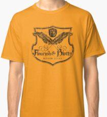 Flourish and Blott's Classic T-Shirt
