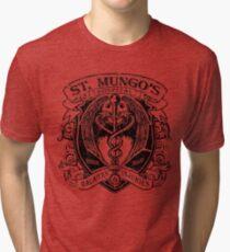St. Mungo's Hospital Tri-blend T-Shirt