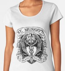 St. Mungo's Hospital Women's Premium T-Shirt