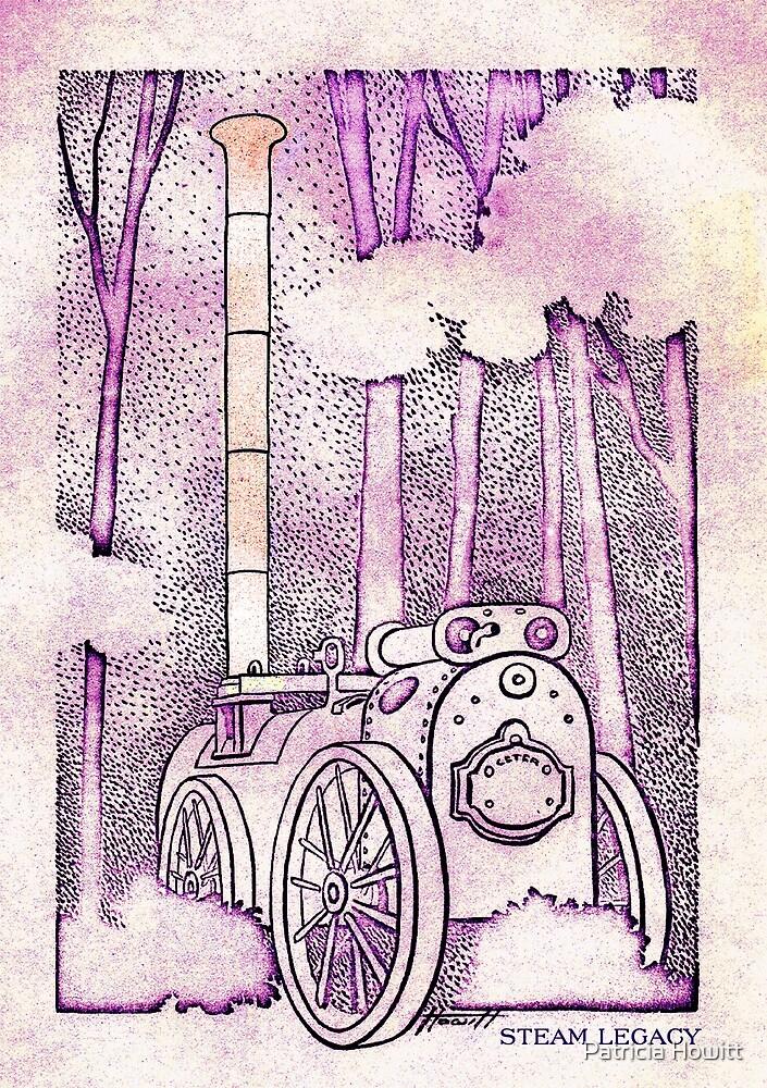 Denizen of the Forest by Patricia Howitt
