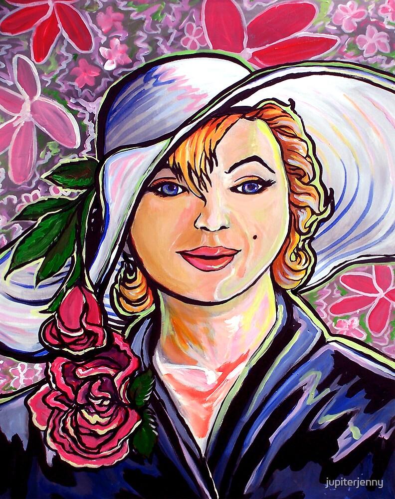 colorful Marilyn by jupiterjenny