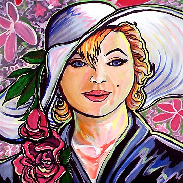 colorful Marilyn by jupiterjenny