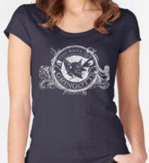 Bank of Gringott's Women's Fitted Scoop T-Shirt