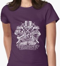 Weasley's Wizard Wheezes Women's Fitted T-Shirt