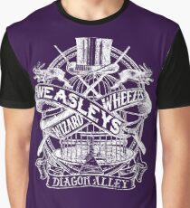 Weasley's Wizard Wheezes Graphic T-Shirt