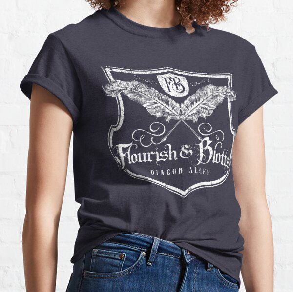 Flourish and Blotts Classic T-Shirt