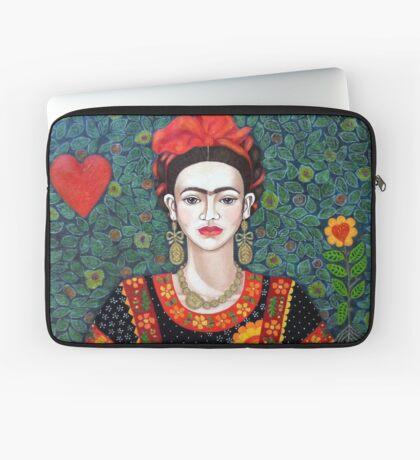 Frida,  Queen of Hearts closer I Laptop Sleeve