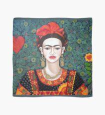 Frida,  Queen of Hearts closer I Scarf