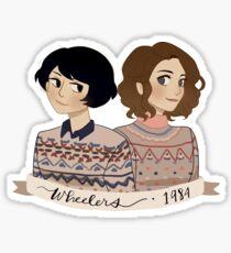 The Wheelers Sticker