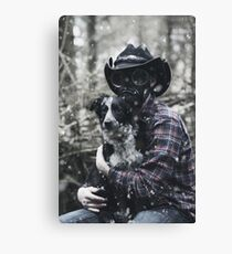 Post Apocalyptic Fallout Canvas Print
