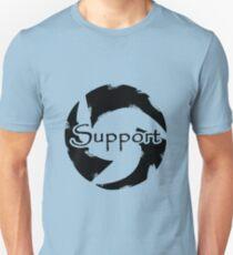 Helden unterstützen Slim Fit T-Shirt