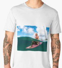Summer Bliss Men's Premium T-Shirt