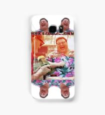 The Nedry Collection - Don't Get Cheap on Me Samsung Galaxy Case/Skin