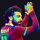 Colourful Salah by Mark White