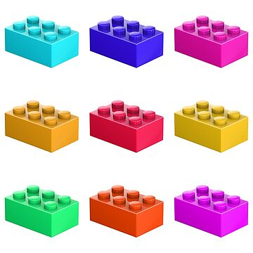 Warhol Toy Bricks by chwatson
