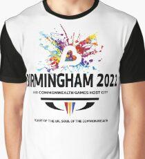 Birmingham 2022 Graphic T-Shirt