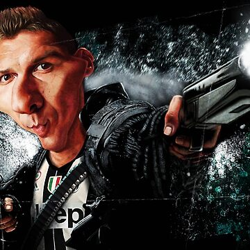 """Mario """"The Punisher"""" by BennyNico"""