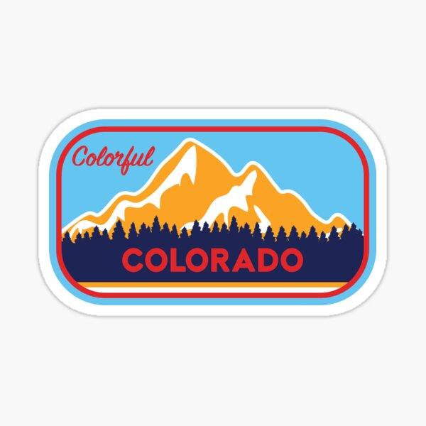 Colorado Sticker