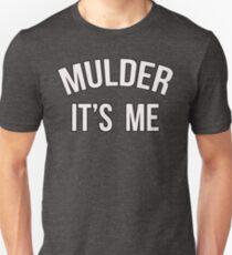 Mulder, ich bin es Slim Fit T-Shirt
