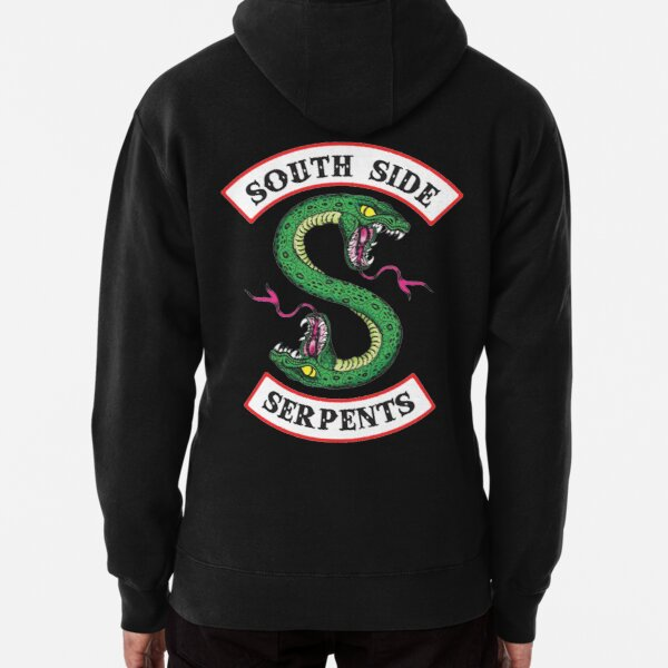 South Side Serpents Riverdale Sudadera con capucha
