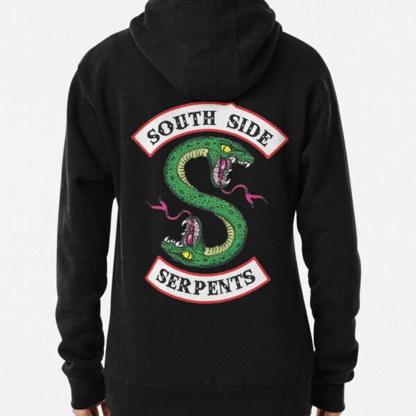 South Side Serpents Riverdale Pullover Hoodie