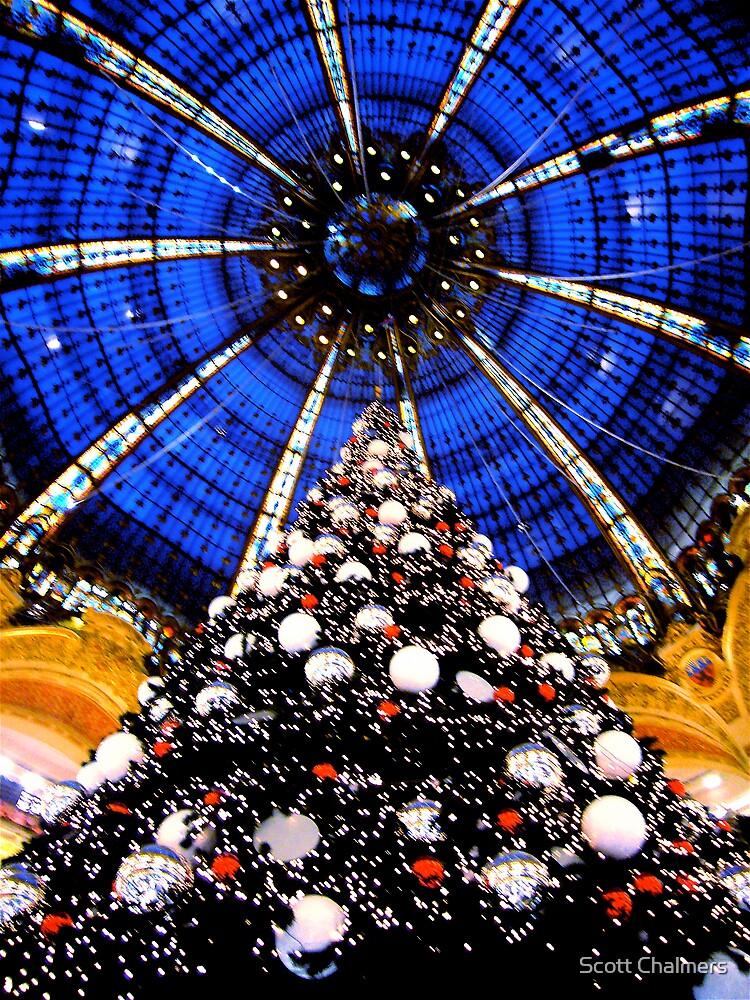Christmas Tree 2 by Scott Chalmers