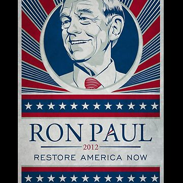 Ron Paul 2012 by olcore