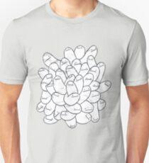 cluster crumple Unisex T-Shirt