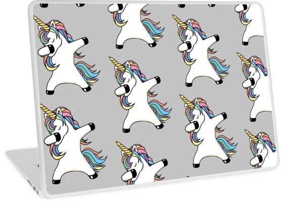 Dabbing unicorn by tingsy