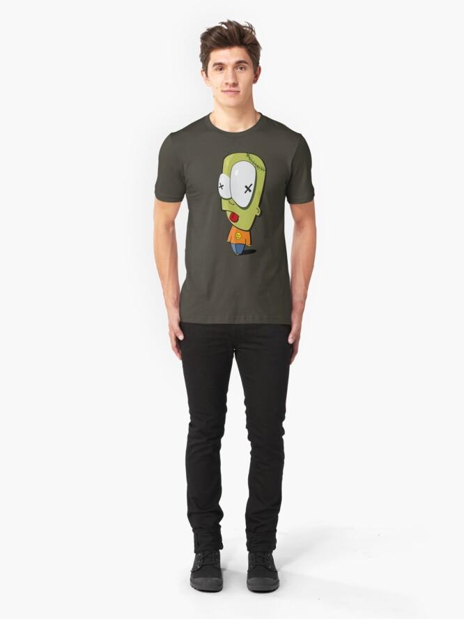 Alternate view of Lobotomy Slim Fit T-Shirt