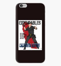 Expendables COMMIEFORNIA California iPhone Case