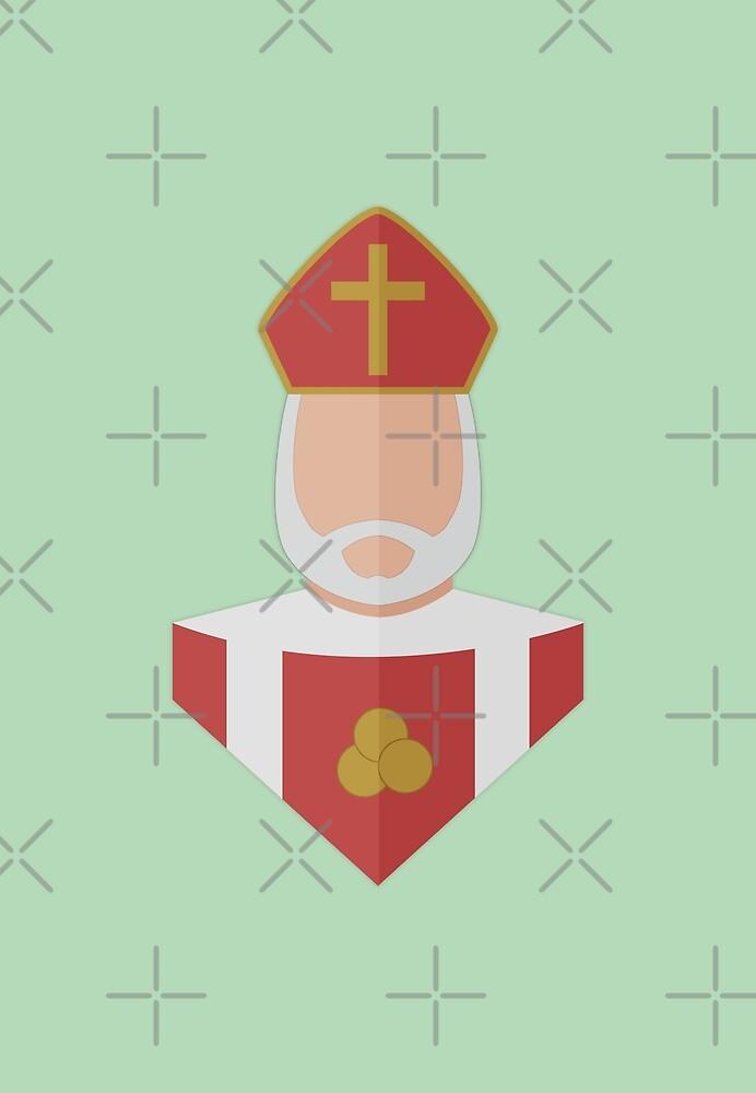 St. Nicholas  by All Saints Shop
