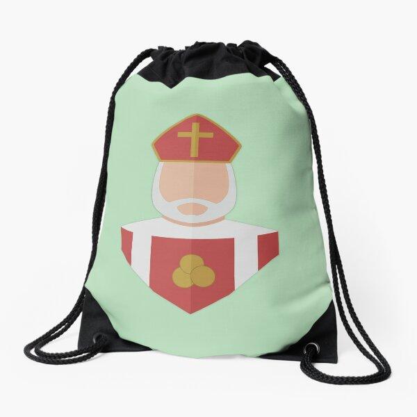 St. Nicholas  Drawstring Bag