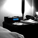 Blue Clock by Spyte