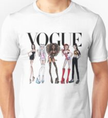 vogue spice girls Unisex T-Shirt