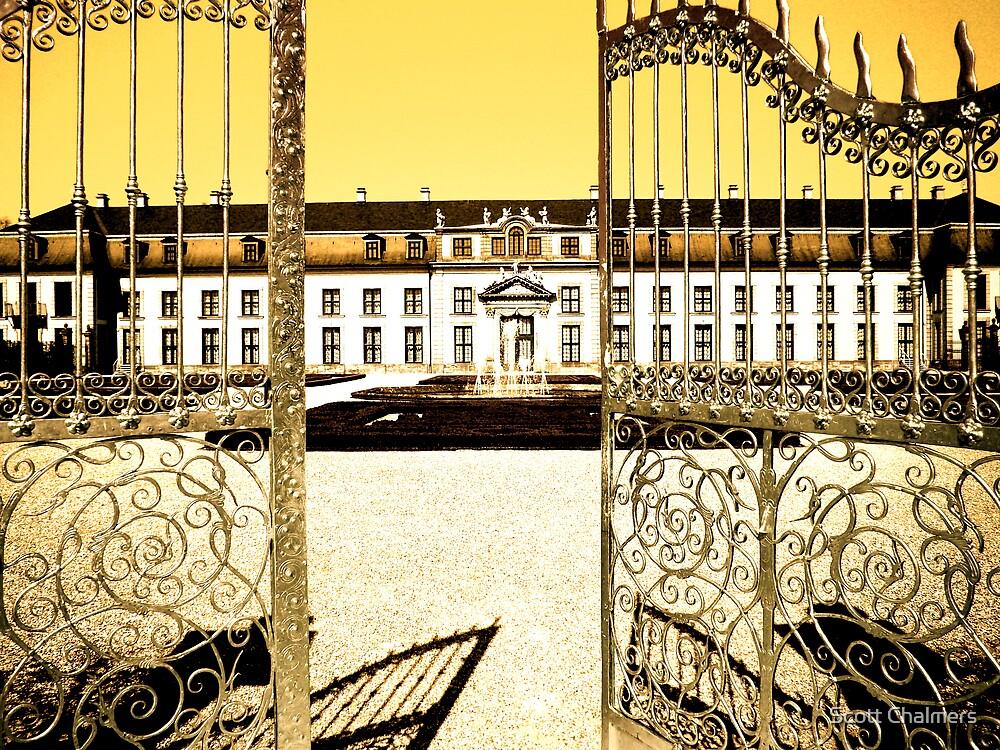 Herrenhausern Garten by Scott Chalmers