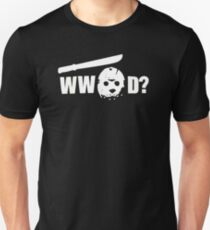ALL TIME BEST SELLER OH789 Youth What Would Jason Do (Wwjd) Trending Unisex T-Shirt