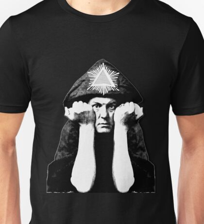 Aleister Crowley Unisex T-Shirt