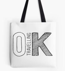 OK TravellingK Tote Bag