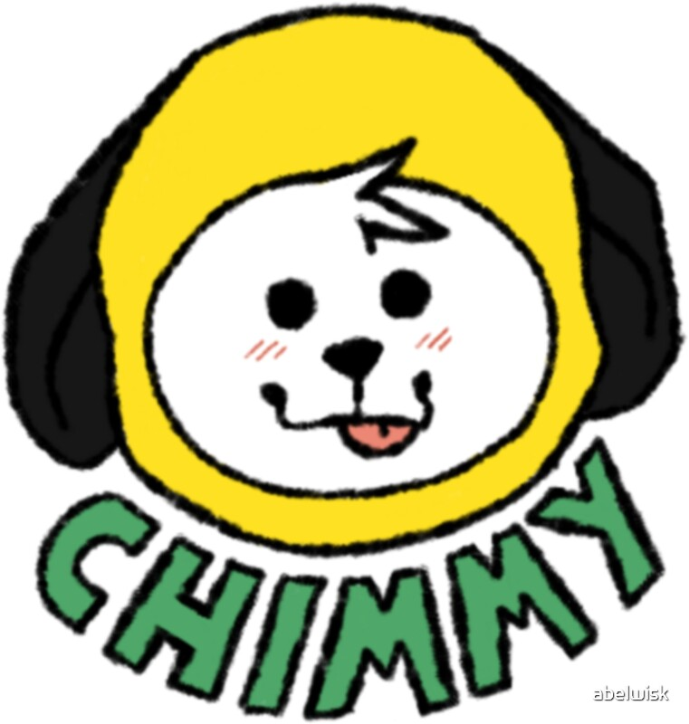 Quot Bt21 Chimmy Quot Stickers By Abelwisk Redbubble