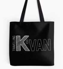TravellingK Caravan Tote Bag
