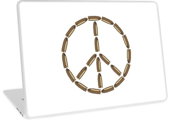 Peace Bullets by Drawport