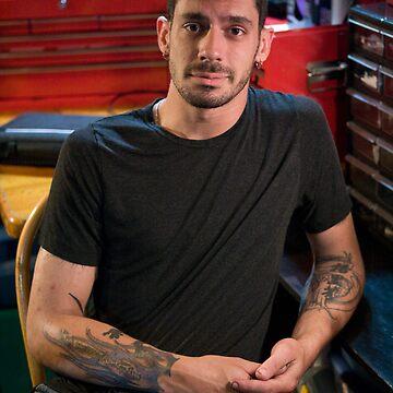 Tatto artist by JTOX