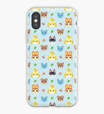Animal Crossing - Blue iPhone Case