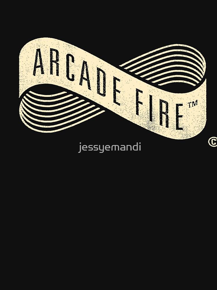 Arcade Fire Live On Stage by jessyemandi